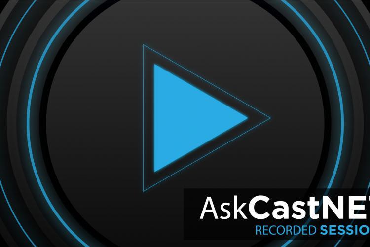 CastNET Basic Reports