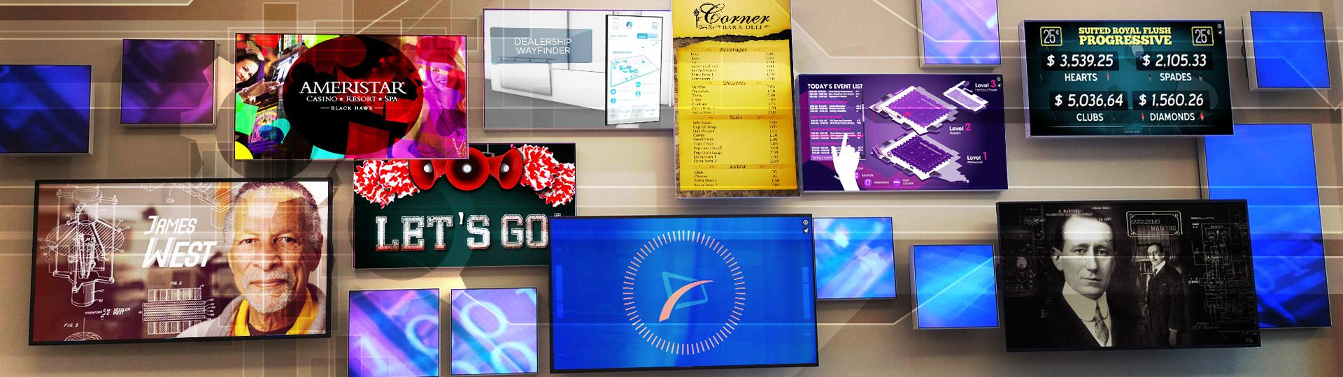 Make the most of your digital signage