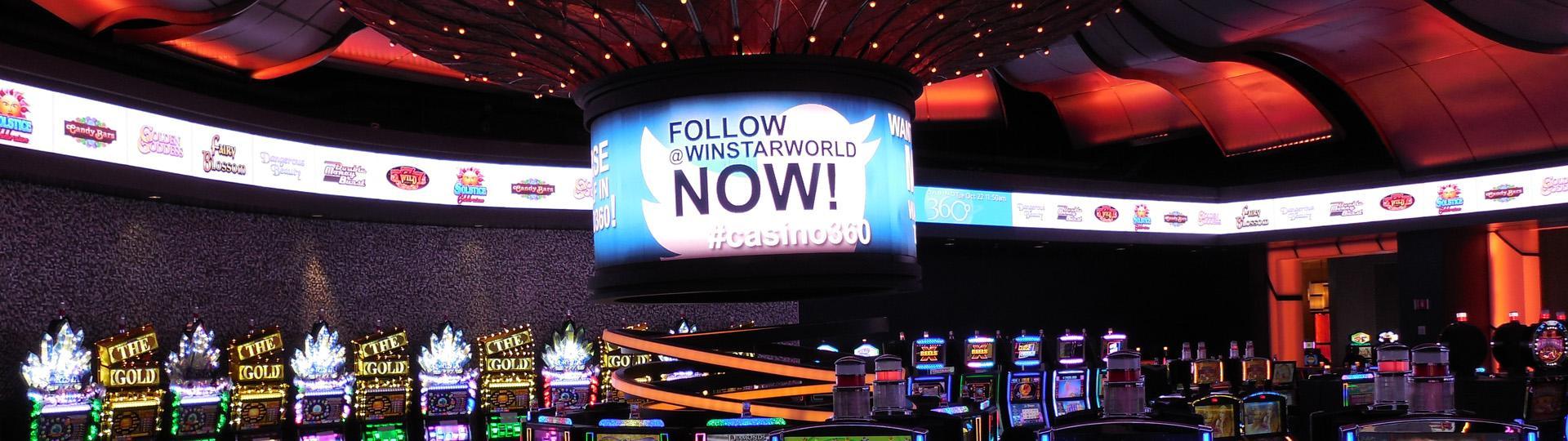 Digital signage & IPTV solutions for gaming